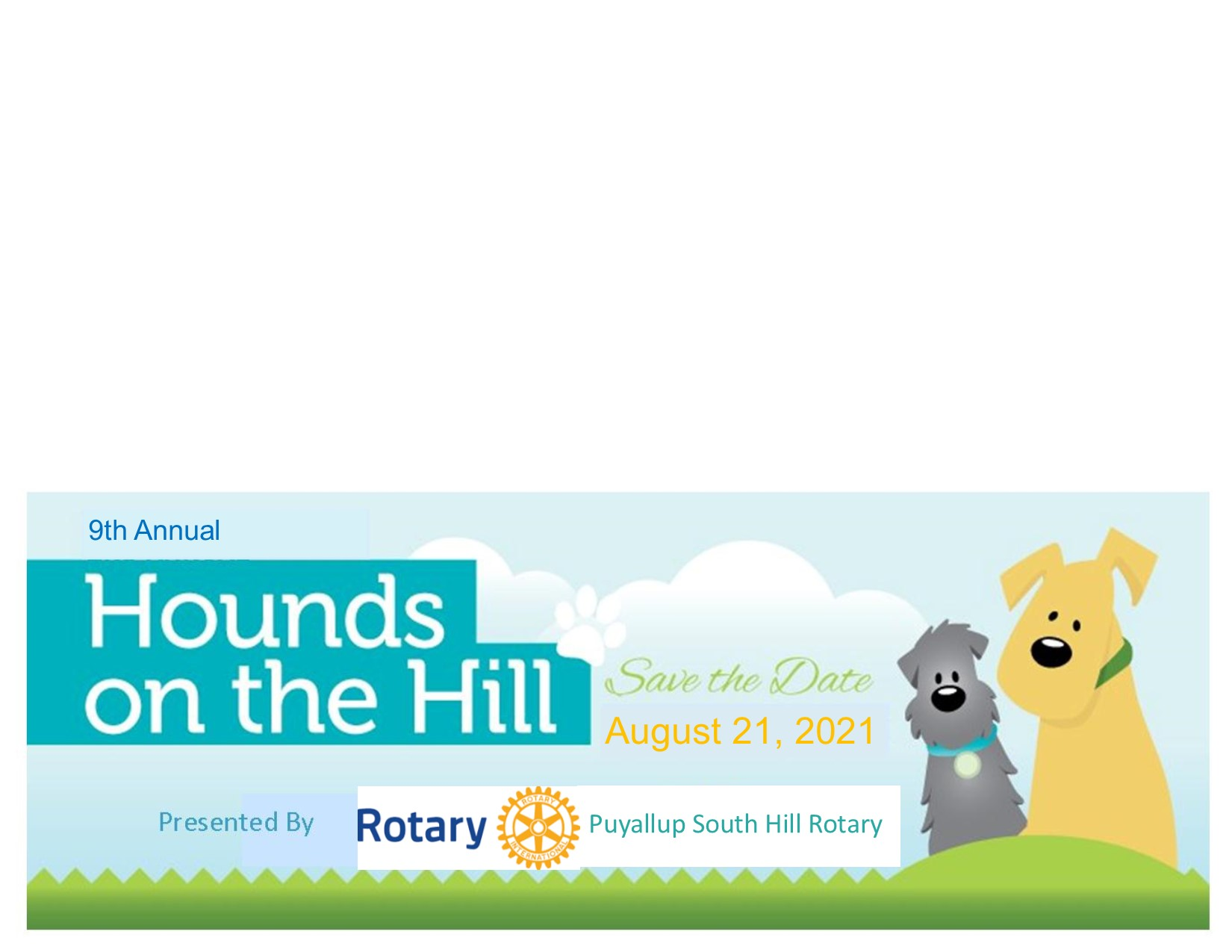 Hounds on the Hill