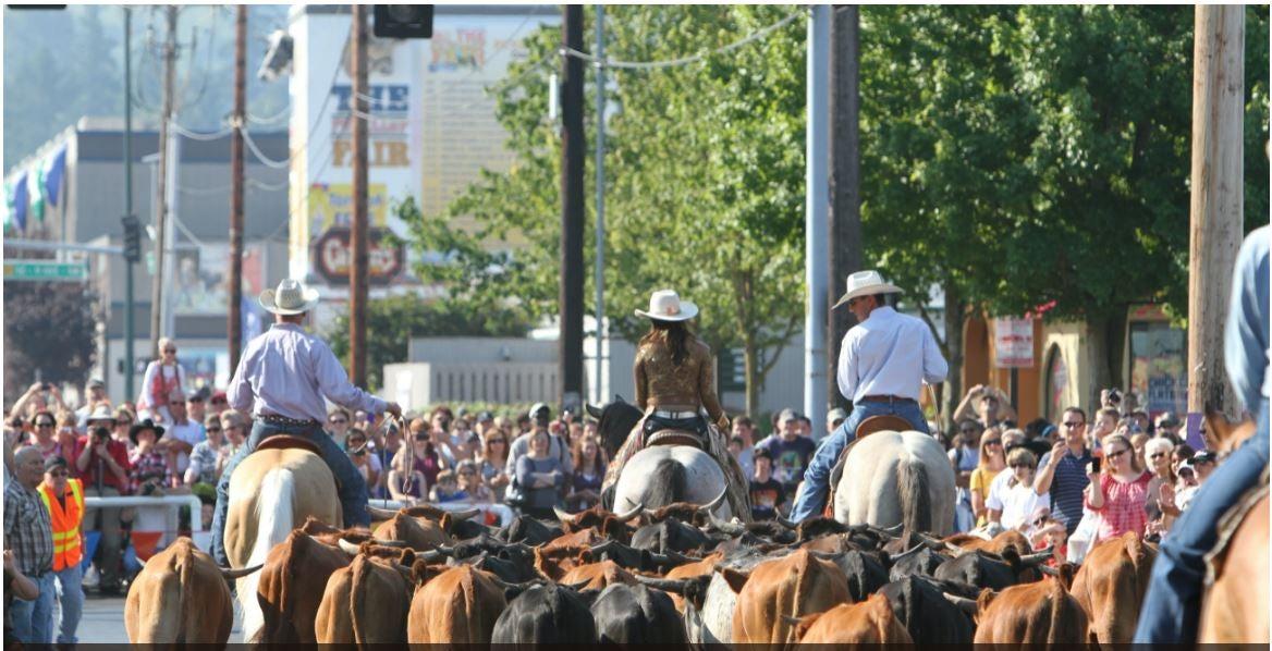 2021 Washington State Fair Rodeo Parade